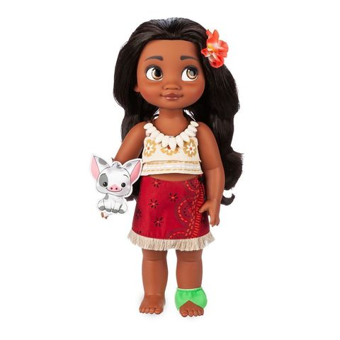 Моана, Disney Animators (Дисней Аниматорс), 38 см ПРЕДЗАКАЗ ЯНВАРЬ 2021