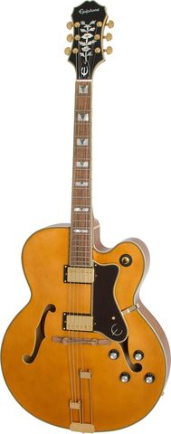 Полуакустика EPIPHONE BROADWAY Vintage Natural