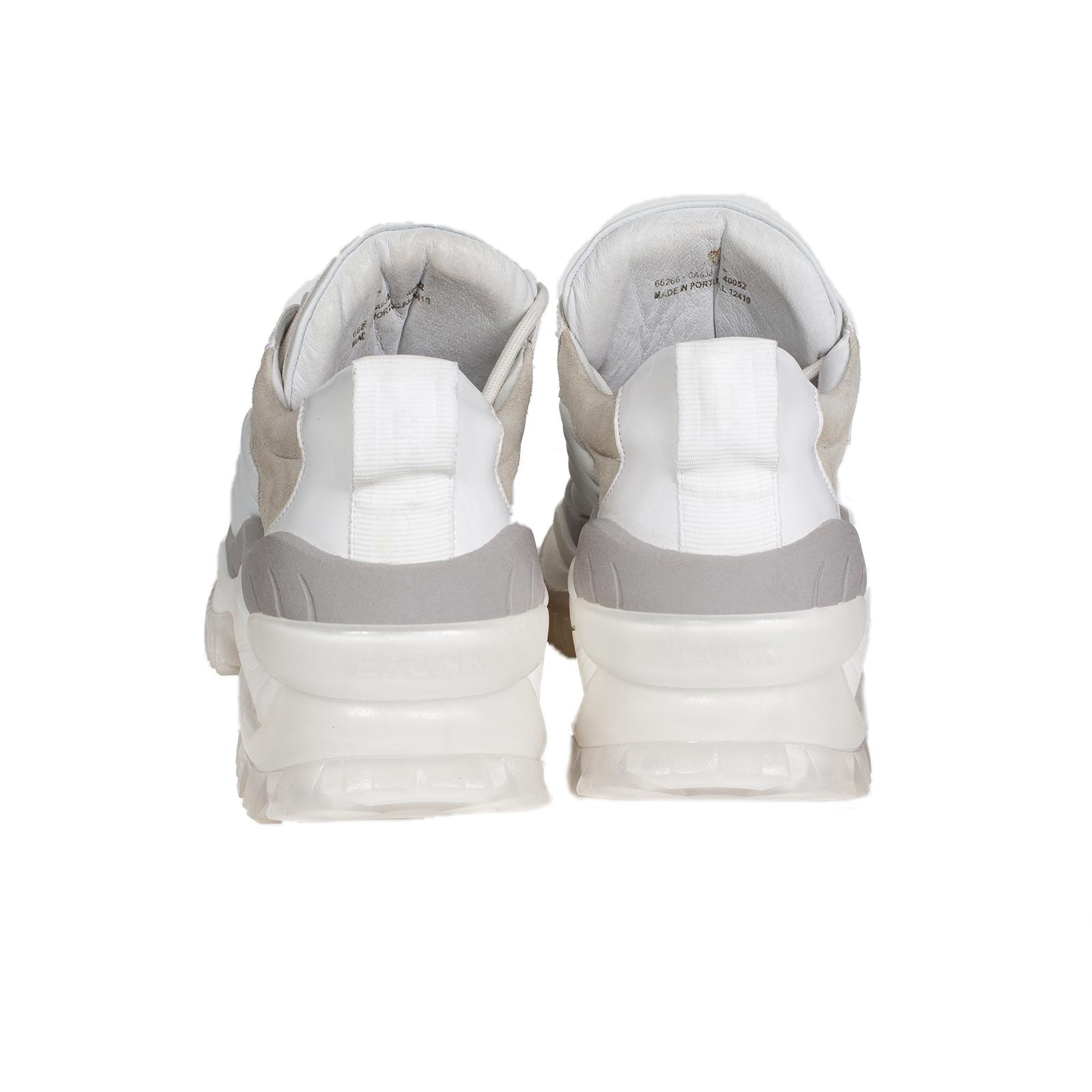 Кроссовки женские, BRONX, Chainy (белый)