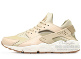 Кроссовки Женские Nike Air Huarache Premium Beige White