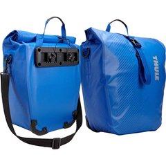 Велосипедные сумки на багажник Thule Shield Pannier Large синие