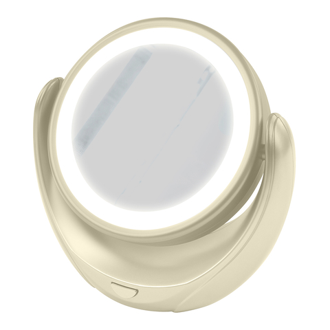 Зеркало MARTA MT-2653 (5шт) молочный жемчуг