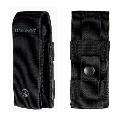 Мультитул Leatherman Super Tool 300 Black 831151 комплектуется нейлоновым чехлом | Multitool-Leatherman.Ru