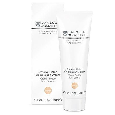 Janssen Demanding Skin: Дневной крем для лица