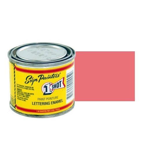 Пинстрайпинг (pinstriping) Эмаль для пинстрайпинга 1 Shot Розово-лососевый (Salmon Pink), 118 мл SalmonPink.jpg