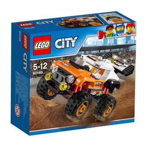 LEGO City: Внедорожник каскадера 60146 — Stunt Truck — Лего Сити Город
