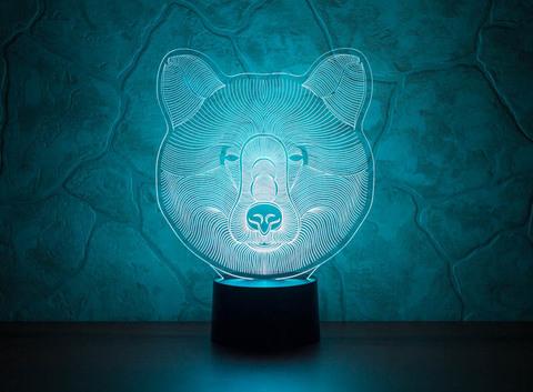 Art-Lamps Медведь