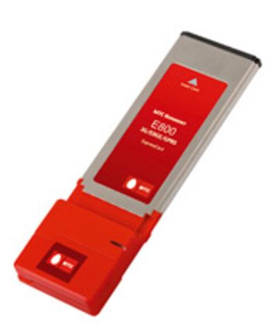 Huawei E800 МТС GSM/GPRS/EDGE/3G/ ExpressCard модем серебро