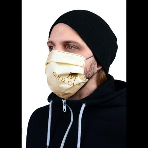 Маска защитная, гигиеническая, для лица из хлопка