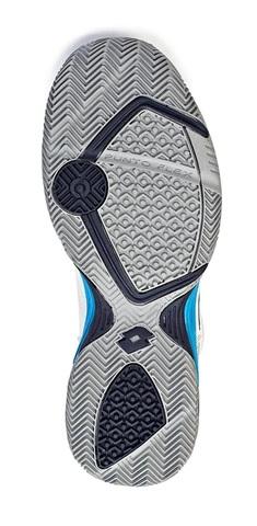 Кроссовки теннисные Lotto Typhoon Q0751 sole