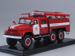 ZIL-131 AC-40 137 Fire Engine Kazan 1:43 Start Scale Models (SSM)