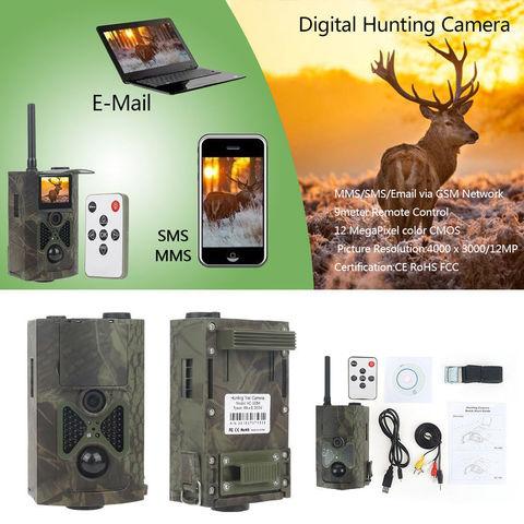 Фотоловушка SUNTEK HC 550m, камера наблюдения, охотничья камера Trail Camera