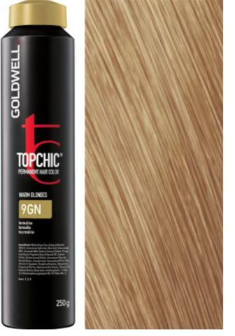 Goldwell Topchic 9GN турмалин-золотистый натуральный TC 250ml