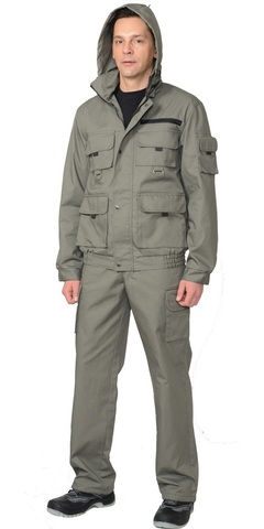 Костюм Секьюрити 2 куртка, брюки олива