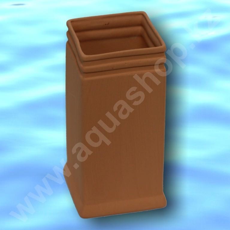Купить квадратный керамический стакан для ионизатора воды АП-1 в Алматы