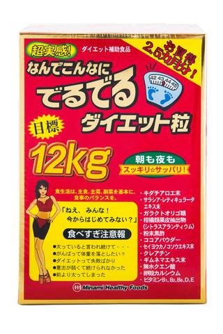 Минус 12 кг от Minami