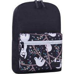 Рюкзак Bagland Молодежный mini 8 л. черный 760 (0050866)