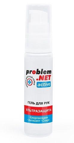 Антисептический гель для рук Problem.net Active - 28 гр.