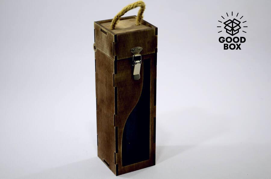 Подарочный футляр под алкоголь