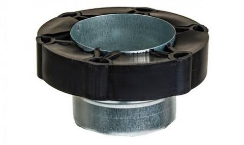 Резиновый переходник для труб (100-125 мм)