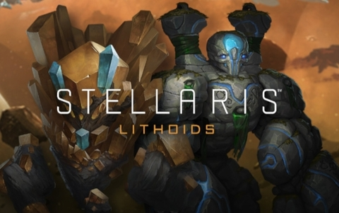 Stellaris: Lithoids Species Pack (для ПК, цифровой ключ)