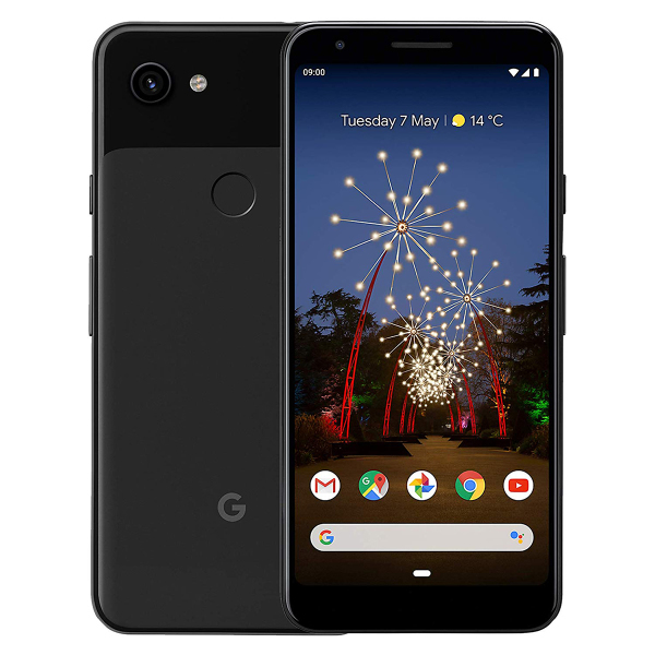Pixel 3A XL Google Pixel 3A XL 4/64GB Black (Черный) black1.jpeg
