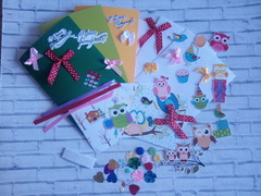 036-5516 Набор для изготовления 3 открыток