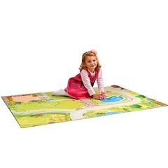 Игровой коврик 120x80 см. Кукольный дом, LeToyVan