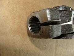 карданчик рулевой ст.обр. (крупный шлиц-крупный шлиц) (АДС)