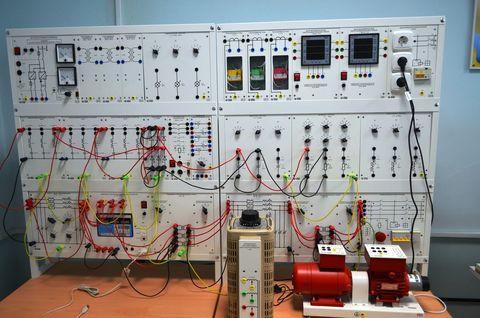 Протоколы электрооборудования