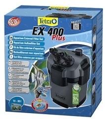 Внешний фильтр, Tetra EX 400 Plus, для аквариумов 10-80 л +ПОДАРОК, кондиционер для подготовки воды, Tetra AquaSafe, 250 мл