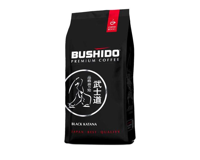 купить Кофе в зернах Bushido Black Katana, 227 г