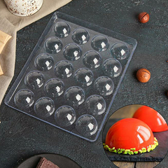 Форма для шоколада пластиковая