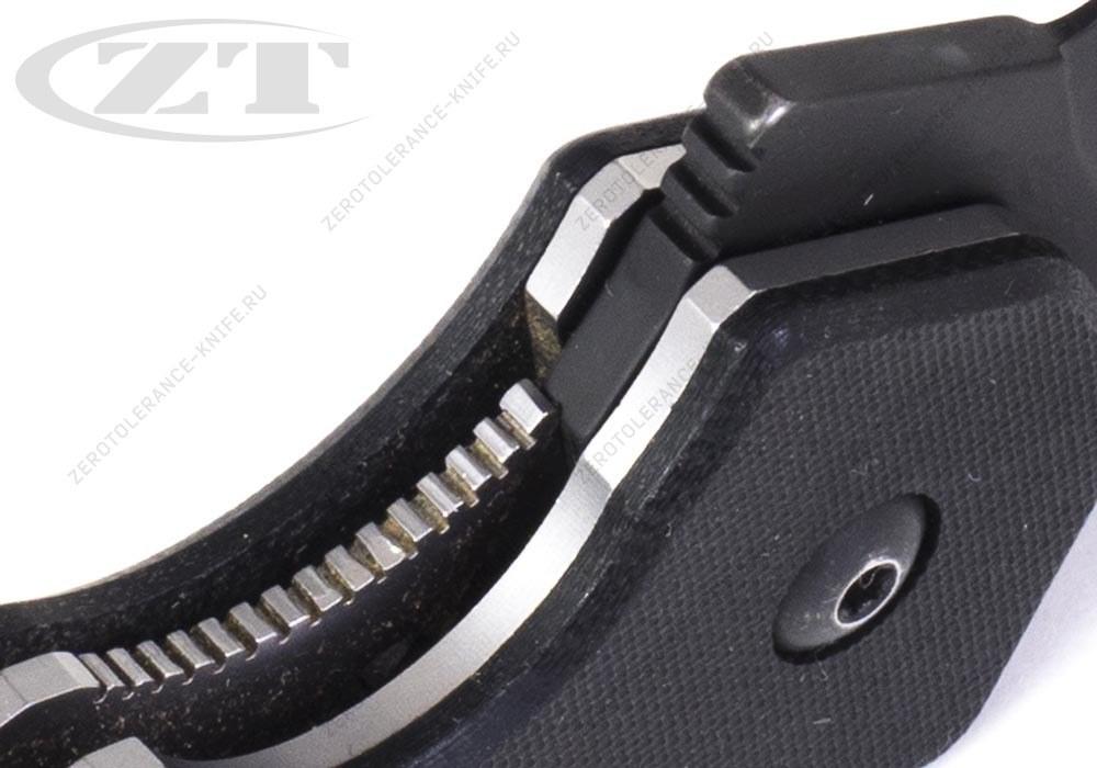 Нож Zero Tolerance 0700BLK S30V - фотография