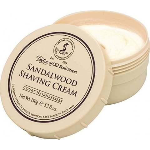Мыло для бритья Taylor of Old Bond Street Sandalwood 150 гр