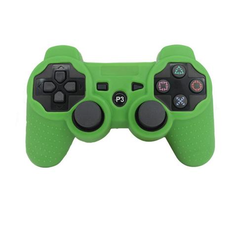 Чехол для беспроводного контроллера DualShock 3 (Зеленый)