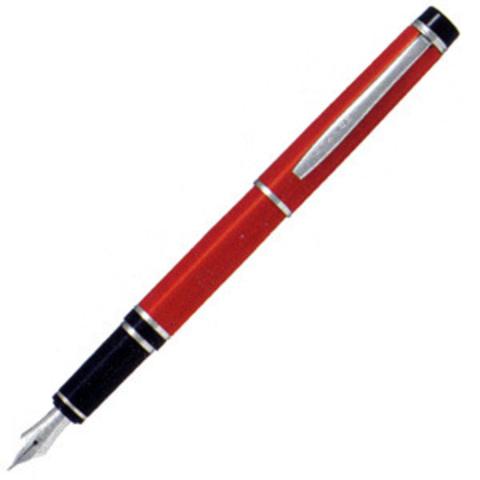 Перьевая ручка Pilot Grance NC (цвет: красный, перо: Medium)