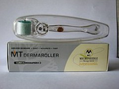 Мезороллер MT 0.75 мм. Только при покупке 4х шт. Можно с разной длиной игл!
