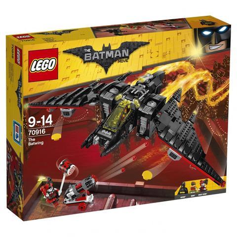 LEGO Batman Movie: Бэтмолёт 70916 — The Batwing — Лего Бэтмен Муви