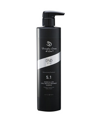 DSD de Luxe Восстанавливающий шампунь Сталь и шелк 5.1 Steel and Silk Treatment Shampoo