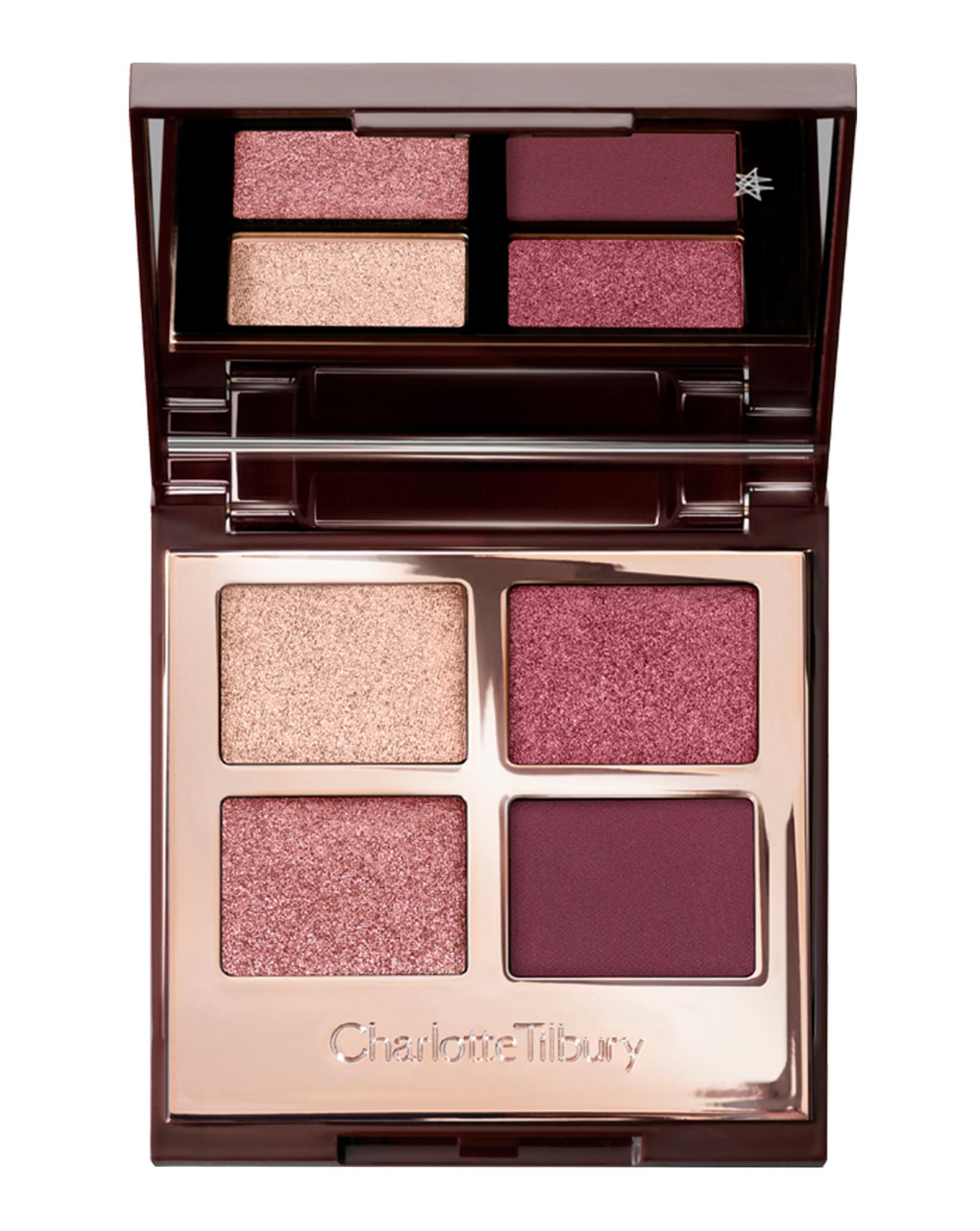Палетка теней Charlotte Tilbury Luxury Palette Mesmerising Maroon