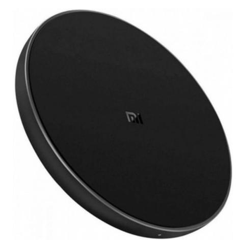 Xiaomi / Беспроводное зарядное устройство QI wireless charger | черный