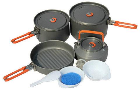 Картинка набор посуды Fire-Maple Feast 4  - 1