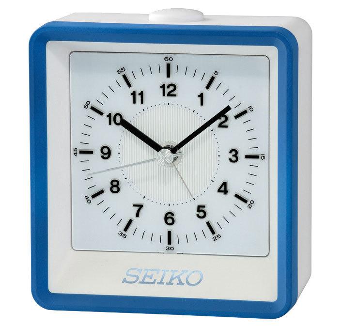 Настольные часы-будильник Seiko QHE099LN