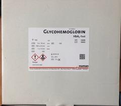 10658 Набор реагентов для определения гликогемоглобина HbA1 (Glycohemoglobin HbA1)
