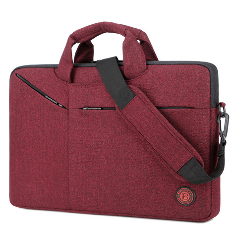 """Сумка для ноутбука Brinch BW-235 Красный 15,6"""""""
