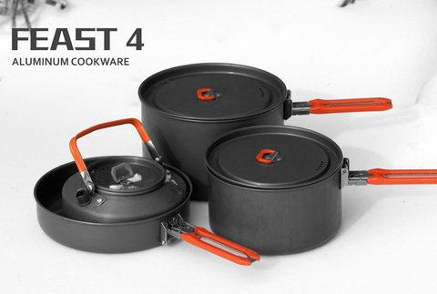 Картинка набор посуды Fire-Maple Feast 4  - 2