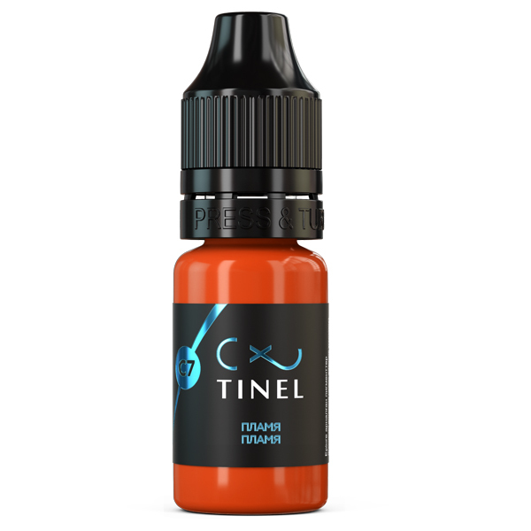 Пигмент Tinel C7 Пламя