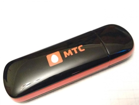ZTE MF652 3G модем (универсальный) черный