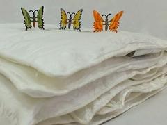 Одеяло стеганое всесезонное 100х150 «Волшебная Бабочка»